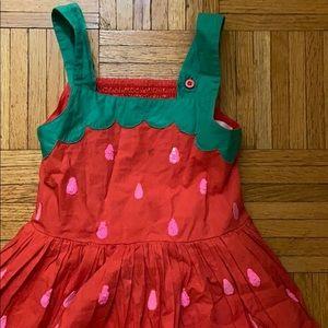 Mini Boden watermelon dress